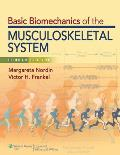 Basic Biomechanics of the Musculoskeletal System, North American Edition: 0