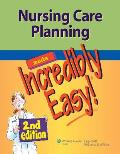 Nursing Care Planning Made Easy (2ND 13 Edition)
