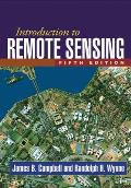 Introduction To Remote Sensing (Cloth) (5TH 11 Edition)