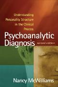 Psychoanalytic Diagnosis (2ND 11 Edition) Cover