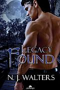 Legacy Found (Legacy) Cover