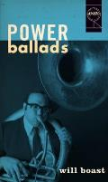 Power Ballads (Iowa Short Fiction Award) Cover