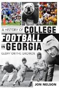 A History Of College Football In Georgia: Glory On The Gridiron (Sports History) by Jon Nelson