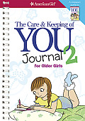 American Girl Care & Keeping of You Journal 02 for Older Girls