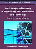 Work-integrated learning in engineering, built environment and technology; diversity of practice in practice