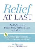 Relief at Last!: The Prevention Guide to Natural Pain Relief