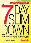 The 7-day slim down; drop twice the weight in half the time with the vitamin D diet