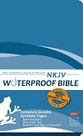 Waterproof New Testament Psalms and Proverbs-NKJV