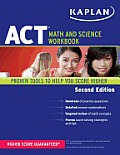 Kaplan ACT Math and Science Workbook