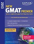 Kaplan GMAT Premier 2013 with 5 Online Practice Tests