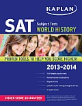 SAT Subject Test: World History (Kaplan SAT Subject Tests: World History) Cover
