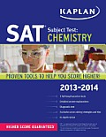 Kaplan SAT Subject Test Chemistry 2013 2014