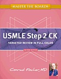 Master the Boards USMLE Step 2 CK (Master the Boards) Cover