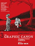 The Graphic Canon, Vol. 3: From Heart of Darkness to Hemingway to Infinite Jest (Graphic Canon) Cover