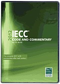 2012 International Energy Conservation Code Commentary CD-ROM