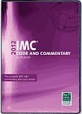 2012 International Mechanical Code Commentary CD-ROM