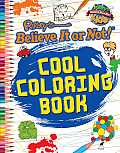Ripley: Cool Coloring Book (Activity)