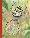 Spider: A Diary Written by Spider (Animal Diaries)