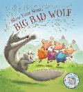 Blow Your Nose, Big Bad Wolf!: A Story about Spreading Germs (Fairytales Gone Wrong)