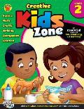 Creative Kids Zone, Grade 2 (Creative Kids Zone) Cover