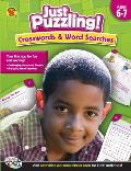 Crosswords & Word Searches, Grades 2 - 5