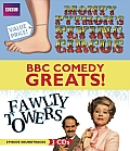 Monty Python's Flying Circus & Fawlty Towers: BBC Comedy Greats! (BBC Radio)