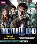 Doctor Who: Blackout & the Art of Death: Two Audio-Exclusive Adventures (Doctor Who) Cover