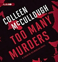 Too Many Murders (Carmine Delmonico Novels) Cover