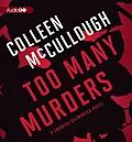 Too Many Murders (Carmine Delmonico Novels)