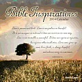 Bible Inspirations Wall Calendar
