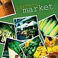 Farmers Market Wall Calendar