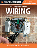 Black & Decker the Complete Guide to Wiring, 5th Edition, with DVD: Current with 2011-2013 Electrical Codes