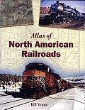 Atlas of North American Railroads