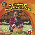 We Harvest Pumpkins in Fall (21st Century Basic Skills Library: Let's Look at Fall)