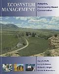 Ecosystem Management Adaptive Community Based Conservation