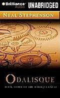 Baroque Cycle #03: Odalisque