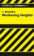 Wuthering Heights (Cliffs Notes) Cover