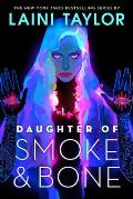 Daughter of Smoke &amp; Bone Cover