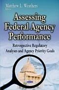 Assessing Federal Agency Performance