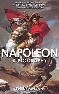 Napoleon: A Biography Cover