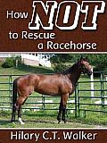 How Not to Rescue a Racehorse