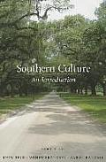Southern Culture An Introduction
