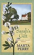 Sarah's Gift (Large Print) (Center Point Christian Romance)