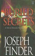 Buried Secrets: A Nick Heller Novel (Large Print) (Center Point Platinum Mystery)