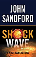 Shock Wave (Large Print) (Center Point Platinum Mystery) Cover