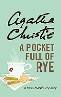 A Pocket Full of Rye (Large Print) (Miss Marple Mysteries)