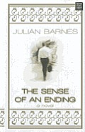 The Sense of an Ending (Large Print) Cover