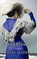 The Dressmaker (Large Print) (Center Point Platinum Romance)