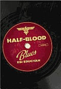 Half-Blood Blues (Large Print) (Center Point Platinum Fiction) Cover