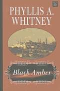 Black Amber (Large Print) (Center Point Premier Romance) Cover